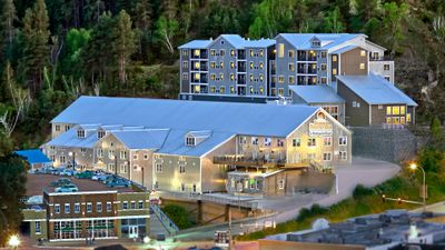Deadwood Mountain Grand, Holiday Inn Rst