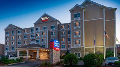 Fairfield Inn & Suites New Bedford