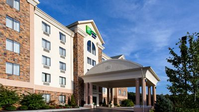 Holiday Inn Express Kingsport Meadowview