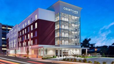 Courtyard Albany Troy/Waterfront