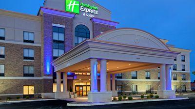 Holiday Inn Express Columbus Edinburgh