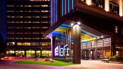 aloft Guangzhou University Park