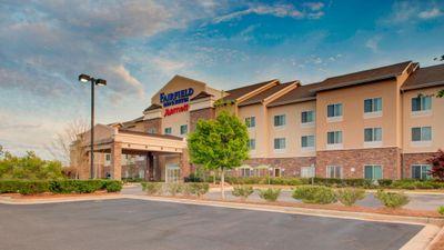 Fairfield Inn & Suites EastChase
