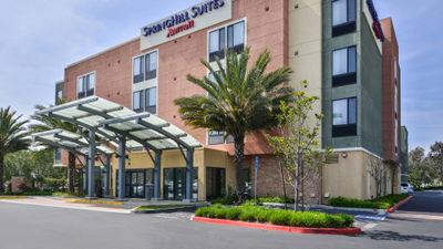 SpringHill Suites Irvine John Wayne Arpt