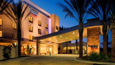 Fairfield Inn & Suites Tustin/OC