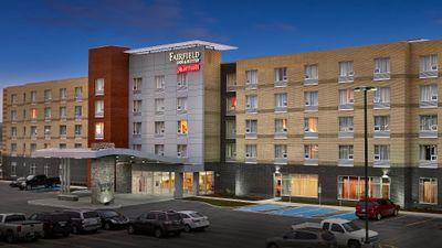 Fairfield Inn & Suites St. John's