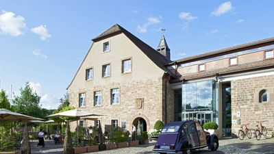 Kloster Hornbach Hotel