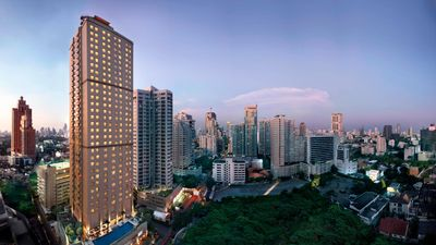 Marriott Exec Apts Sukhumvit Park