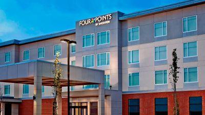 Four Points Sheraton Edmonton Intl Arpt