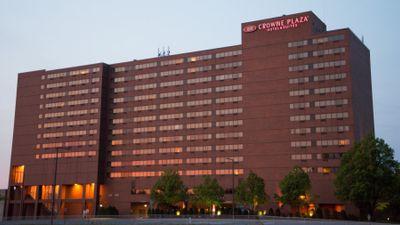 Crowne Plaza Hotel Minneapolis Intl Arpt