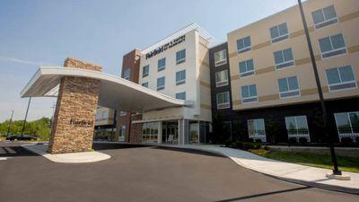 Fairfield Inn/Stes Philadelphia Broomall