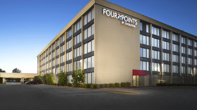 Four Points by Sheraton Kansas City Arpt