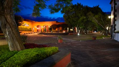 Fiesta Americana Hacienda Galindo Resort