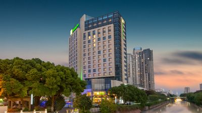 Holiday Inn Taicang City Center