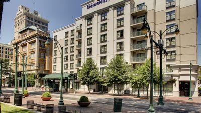 SpringHill Suites Memphis Downtown