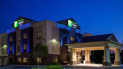 Holiday Inn Express Lewisburg