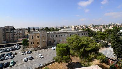 St George Hotel Jerusalem