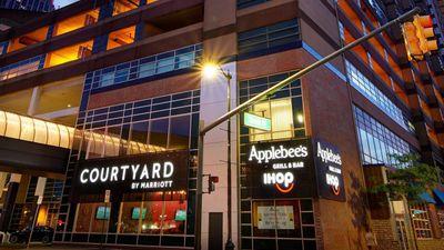 Courtyard by Marriott Detroit Downtown