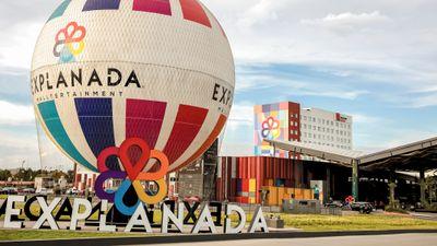 Fiesta Inn Express Puebla Explanada