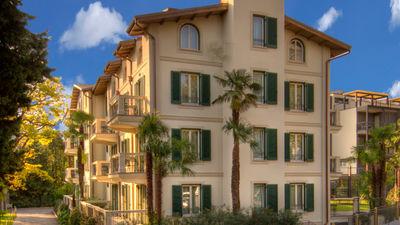 Hotel Du Lac & Du Parc Grand Resort