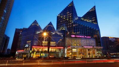 Crowne Plaza Hotel Shenyang Parkview