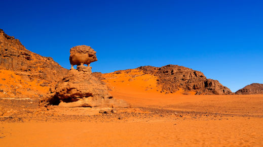Tassili N'Ajjer National Park, Algeria