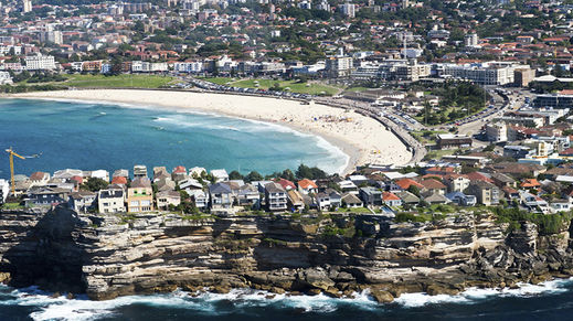 Bondi Beach, New South Wales, Australia