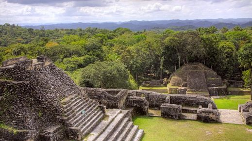 Archaeological Ruins, Belize