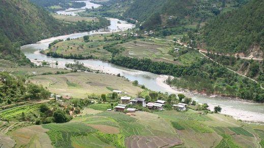 Wangdiphodrang, Bhutan