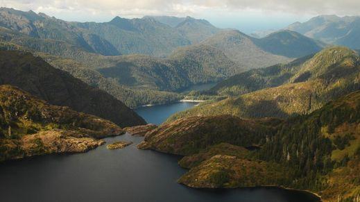 Queen Charlotte Islands, British Columbia, Canada