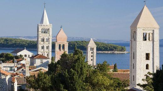 Rab, Rab Island, Croatia