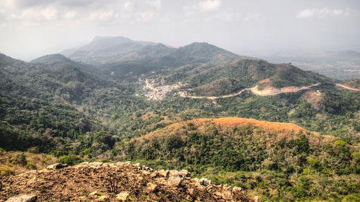 Avatime Hills, Ghana