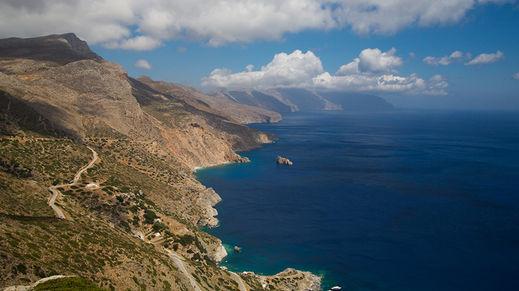 Amorgos Island, Cyclades Islands, Greece