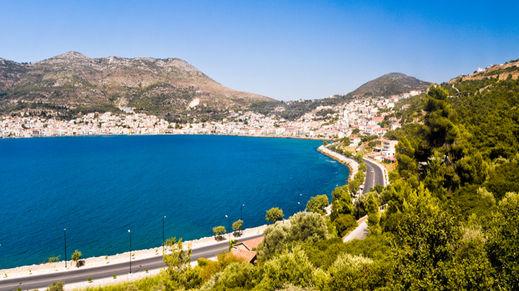 Samos, Samos Island, Greece