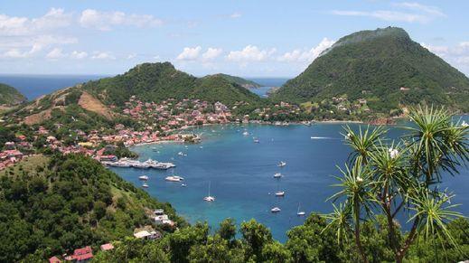 Iles les Saintes, Guadeloupe