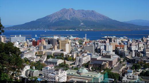 Kagoshima, Kyushu Island, Japan