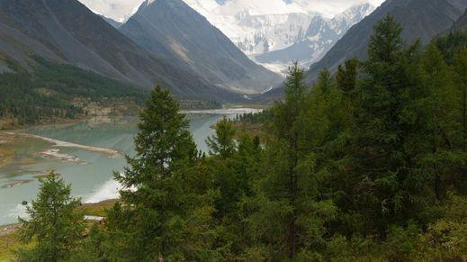 Altay Mountains, Kazakhstan