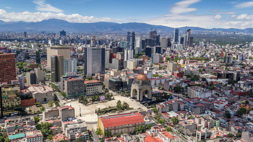 Mexico City, Distrito Federal, Mexico