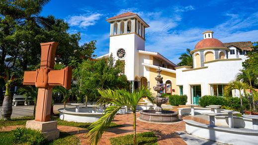 Puerto Morelos, Quintana Roo, Mexico