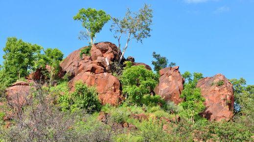 Waterberg Plateau Park, Namibia