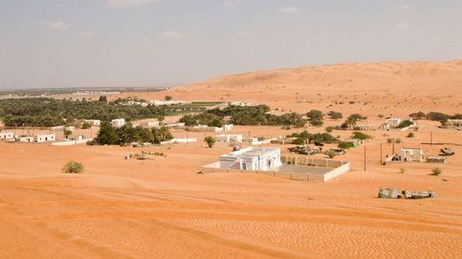 Wahibah Sands, Oman