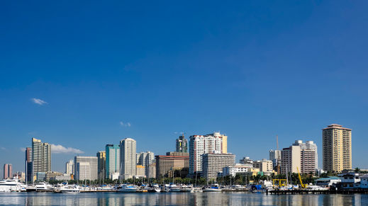 Manila, Luzon Island, Philippines