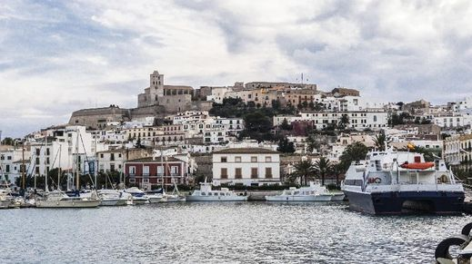 Ibiza Island, Balearic Islands, Spain