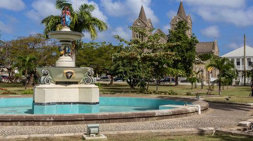 Basseterre, St Kitts, St Kitts & Nevis