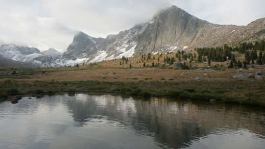 Wind River Indian Reservation, Wyoming