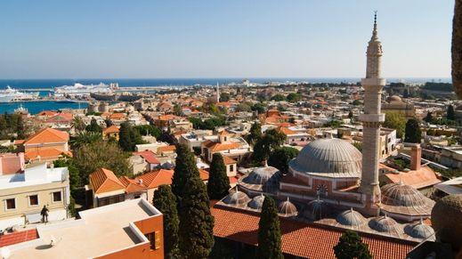 Rhodes, Rhodes Island, Dodecanese Islands, Greece