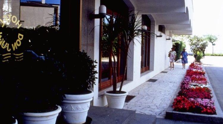 Grand Hotel Don Juan Lobby