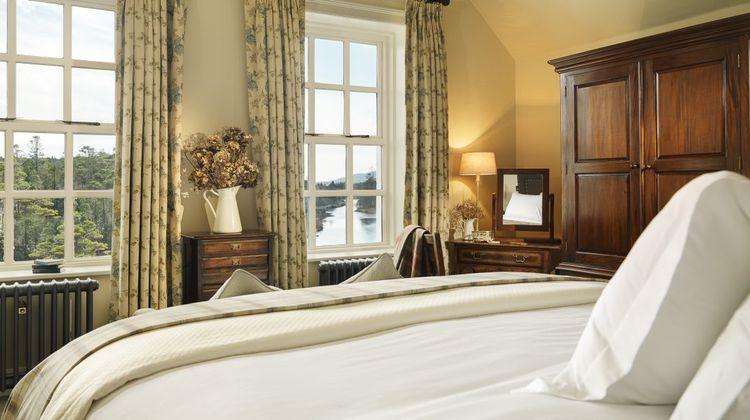 Ballynahinch Castle Hotel Room