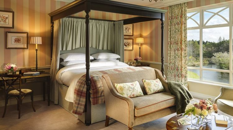 Ballynahinch Castle Hotel Suite