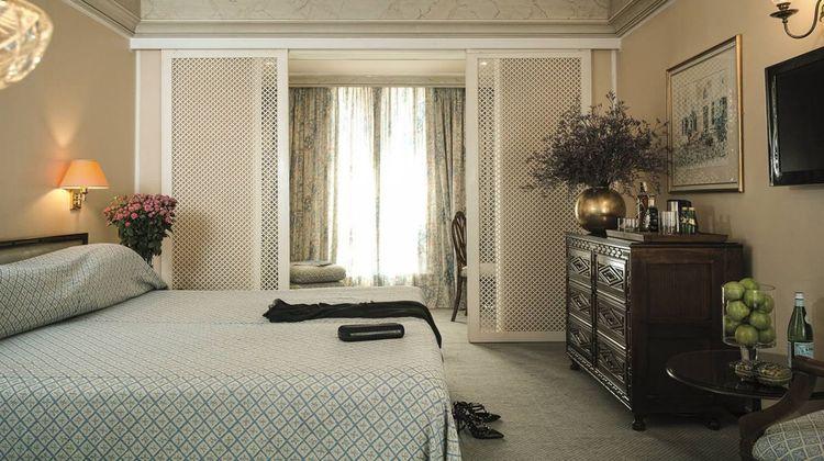 Al Bustan Hotel Room